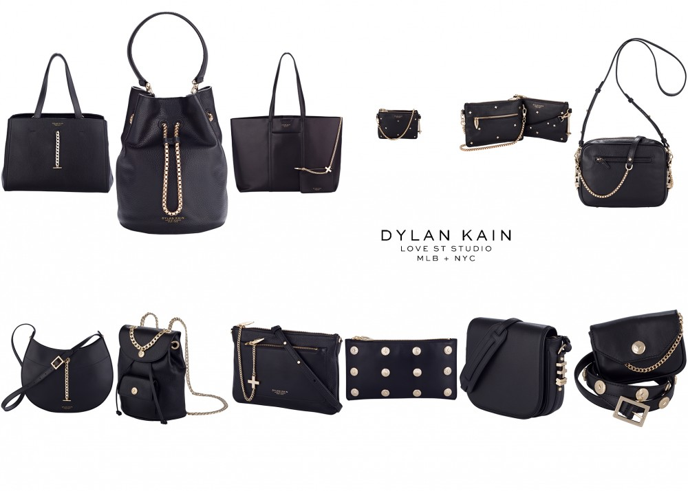Fashion Accessories Photography for Dylan Kain Handbags